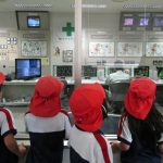 環境センター見学(5歳児
