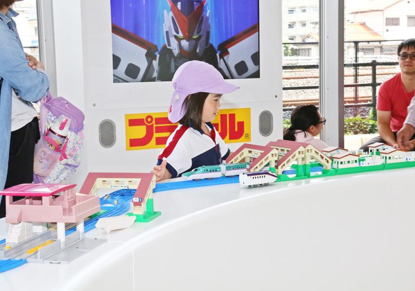 3・4歳親子遠足(鉄道博物館)