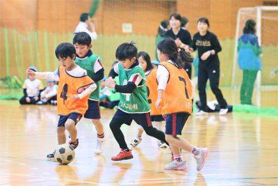 12月 サッカー大会